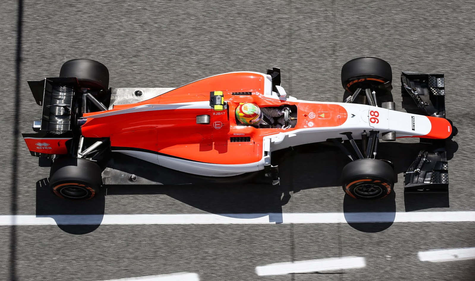 Marussia MR03B