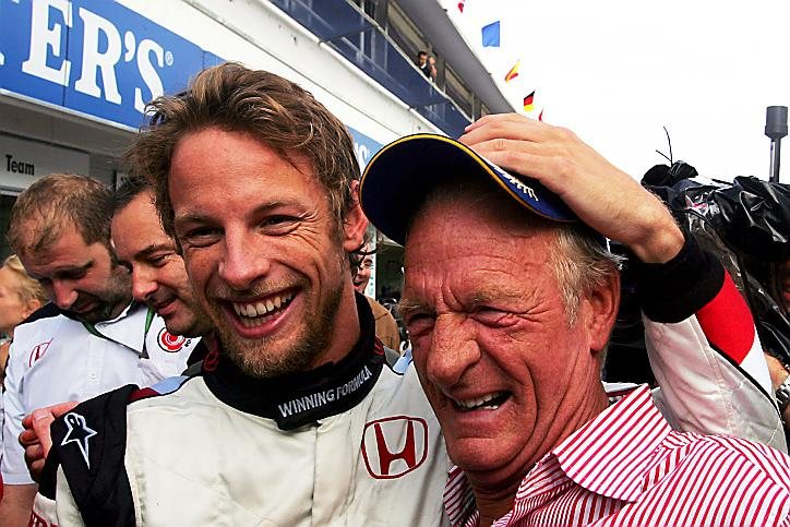 John Button and Jenson Button