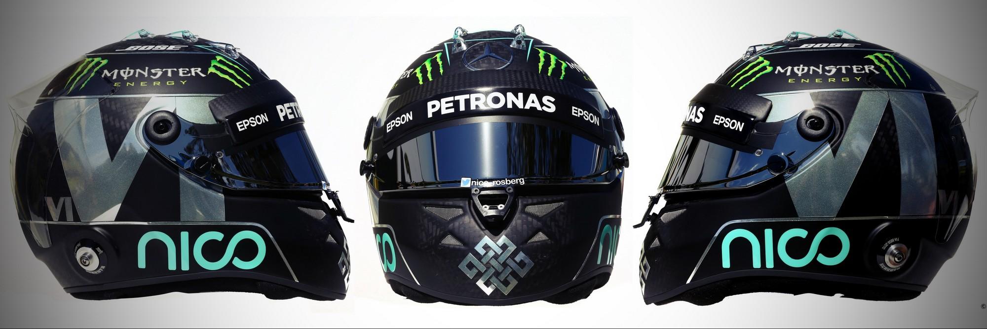 Шлемы гонщиков Формулы-1 2015 года | Formula Fan | 667x2000