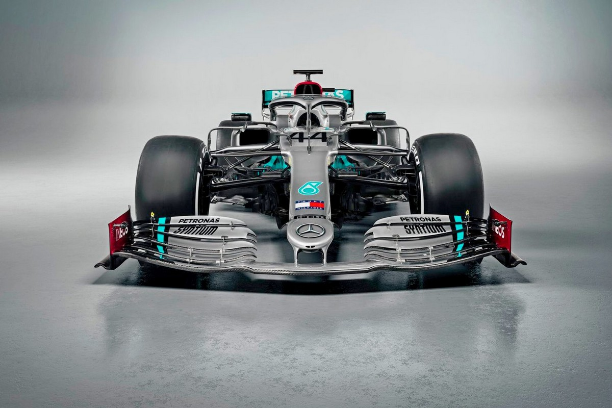 Mercedes-AMG F1 W11 EQ Performance