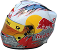 шлем Даниэля Абта | helmet of Daniel Abt