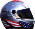 шлем Майкла Андретти | helmet of Michael Andretti