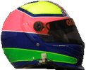 шлем Энрике Бернольди | helmet of Enrique Bernoldi