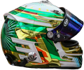шлем Андреаса Эстнера | helmet of Andreas Estner