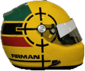 шлем Ральфа Фёрмана | helmet of Ralph Firman