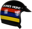 шлем Джеймса Ханта | helmet of James Hunt