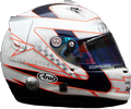 шлем Кристиана Клина | helmet of Christian Klien