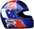 шлем Яна Ламмерса | helmet of Jan Lammers