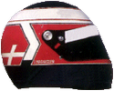шлем Яна Магнуссена | helmet of Jan Magnussen