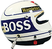 шлем Йохена Масса | helmet of Jochen Mass