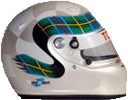 шлем Алана МакНиша | helmet of Allan McNish
