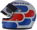 шлем Питера Ревсона | helmet of Peter Revson