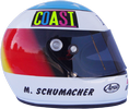 шлем Михаэля Шумахера | helmet of Michael Schumacher