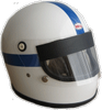 шлем Джона Сёртиса | helmet of John Surtees