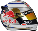 шлем Жан-Эрика Верня | helmet of Jean-Eric Vergne