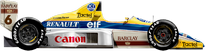 Williams FW12C