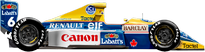 Williams FW13B
