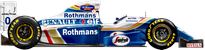Williams FW16B
