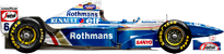 Williams FW17B