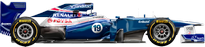 Williams FW34