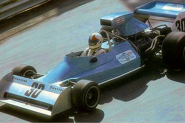 Chris Amon Racing