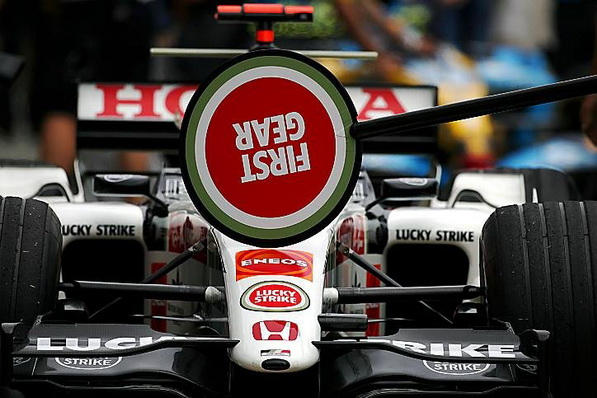British American Racing | BAR (BAR-Honda)