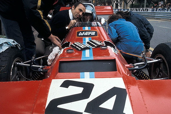 Frank Williams Racing Cars
