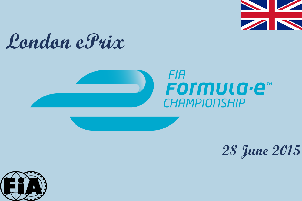 ePrix Лондона 2015 (Гонка 2) | 2015 FIA Formula E London ePrix Race 2
