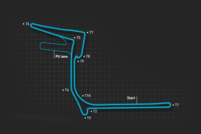 New York City Street Circuit | Brooklyn Street Circuit